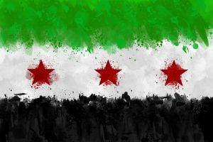 Syrian Revolution by MGQsy