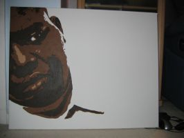 Notorious BIG by monkeychris