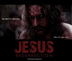 Jesus: Resurrection by PearBoy