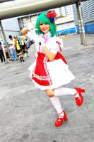 Macross Frontier: Ranka Lee by Kuriyuu