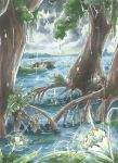 ACEO: Rainforest by IvoryPeony