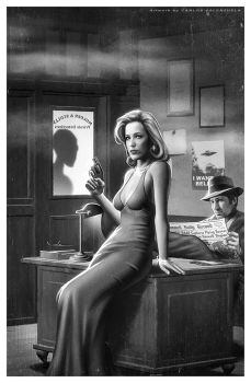 X-FILES Noir by Valzonline