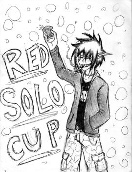 Red Solo Cup by The-Insignia
