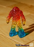 Anomaly Spectrum Ancient Astronaut Minifigure by Nistuff