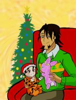 Once upon a Christmas day by goodwinfangirl