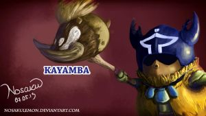 Monster Hunter 3 Ultimate - Kayamba by NosakuLemon