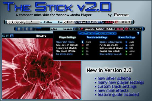 The Stick v2.0 by 2Bizzare
