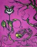 Cheshire Cat by MisterSmiley