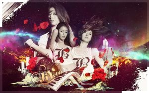 Jiyeon Solo Debut by Jover-Design