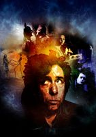 Tim Burton by turk1672