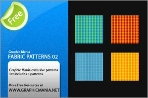 Free Exclusive Patterns 02 by rafiqelmansy