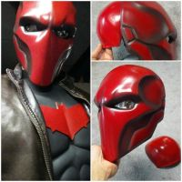 Customers Red Hood Repaint by Uratz-Studios