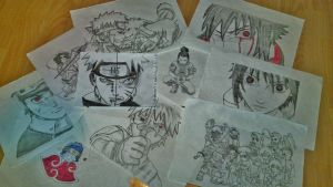 All Draw's By Me by atisorn-badboy