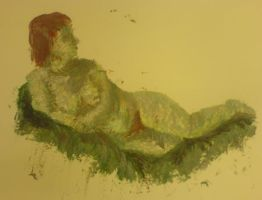 Life Drawing Three by Vez