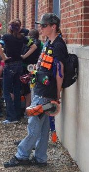 Full HvZ load out by ChristianWarrior713