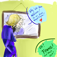 APH: Why 'ello there monsieur by kelly--bean