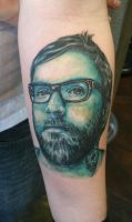Dallas Green, in progress by Doctah-Jones