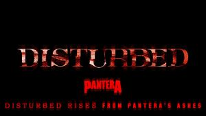 DISTURBED Rises From PANTERA's Ashes by disturbedkorea