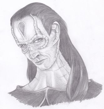 .Cardassian Self. by Kurashi