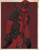 Deadpool by ZombieErnie
