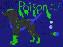 Poison by wolfhailstorm