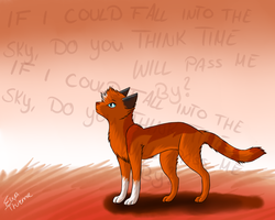 If I could fall... by Maplefrost97