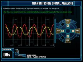 STO Minigame - Sine Wave by thomasthecat