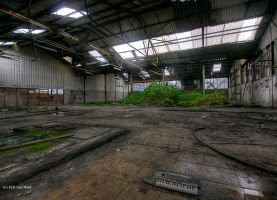The Old Radium Barrack by GobboE
