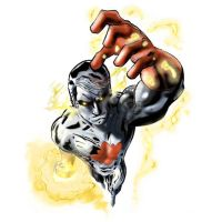 Captain Atom by Joker-s-Wild