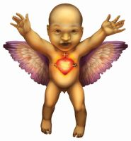 Cherub by angelero