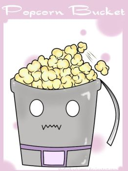 FMA:Popcorn Bucket by theluckyshipper