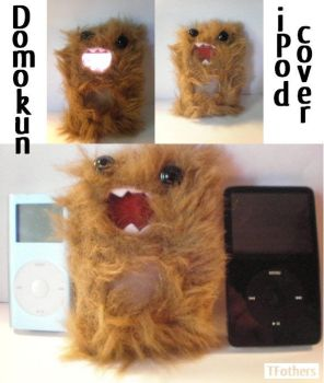 Domokun iPod cover by TFothers
