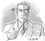 Two-Face by mengblom