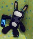 Handmade Pogo Space Bunny Plush by SowCrazy