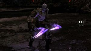 Kratos' Claws of Hades