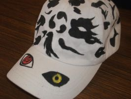 naruto hat from a friend by xana-1