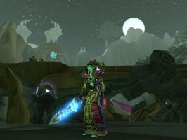 Gruul's Uber Mage Sword 2 by EnclosedOne