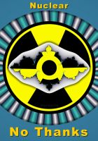Nuclear No Thanks by ivankorsario