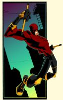 Daredevil by Scarlet-Speed