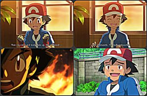 Ash Telling How he gets tired~ by TheKalosQueenSerena