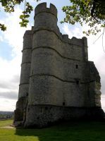 Donnington Castle 4 by GothicBohemianStock
