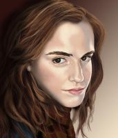 Hermione by becsketch