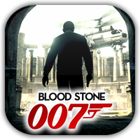 007 Blood Stone Game Icon 3 by Wolfangraul