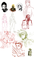 Sketchdump by pseudothetic