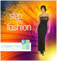 :: Step into Fashion :: by CoryWayDesign