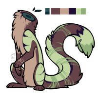 Custom / Halierae by fluzzadopts