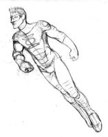 Green Lantern WIP by dixey