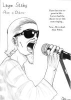 Layne Staley - Alice in Chains by alanpedro