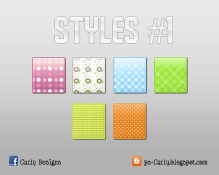 Random Styles no.1 by carly-ps