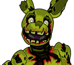 Springtrap by nightfuryshadows